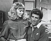 Sam and Diane from Cheers