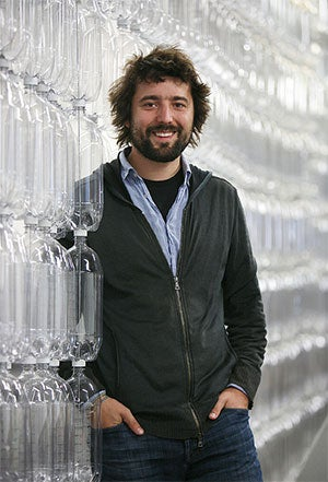 Transparency is key for Terracycle's Tom Szaky.