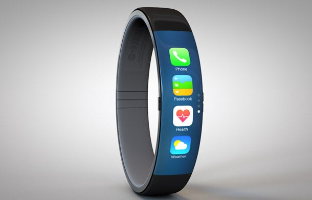 This Apple iWatch Concept Design is Incredible