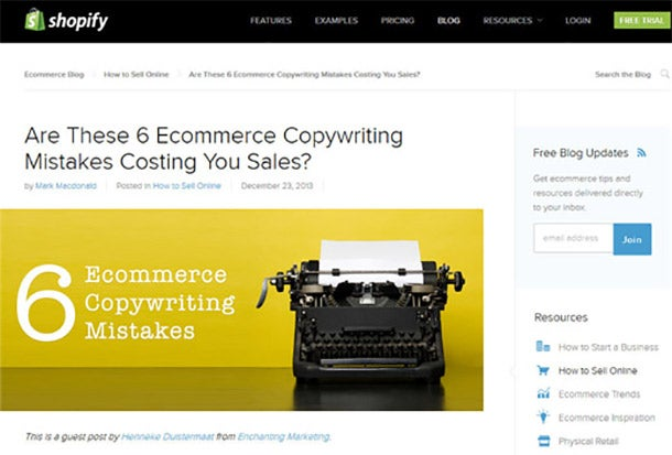 6 Tips for Wooing Customers With an Enchanting Business Blog