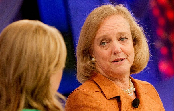 Hewlett-Packard CEO: Job Cuts Will Be 'Good for Our Customers'