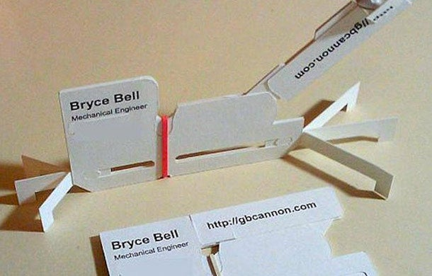 9 clever business cards youd want in your wallet colourmoves