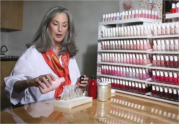 How a 640-Pound Stash of Nail Polish Turned Essie Into a Household Name