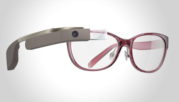 More Stylish (Read: Expensive) Versions of Google Glass Will Soon Be Available