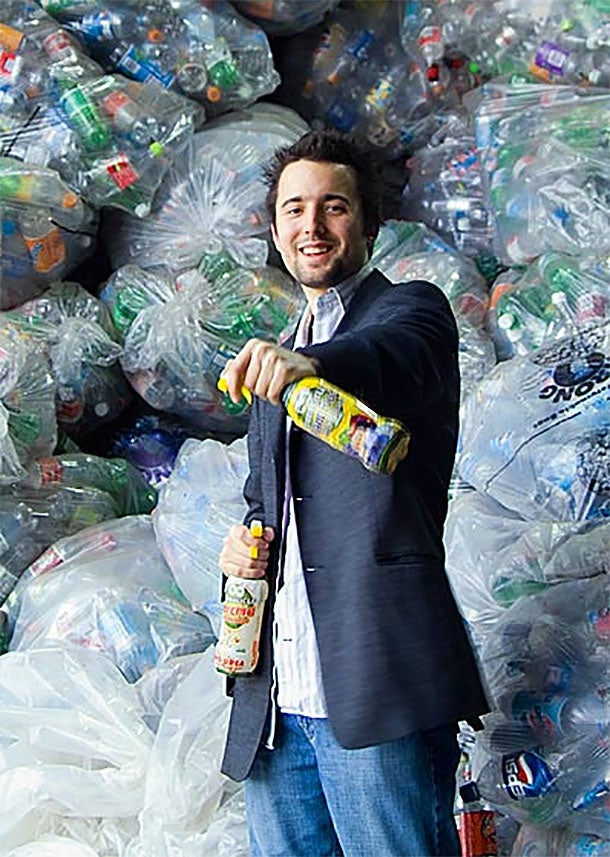 TerraCycle Founder Tom Szaky