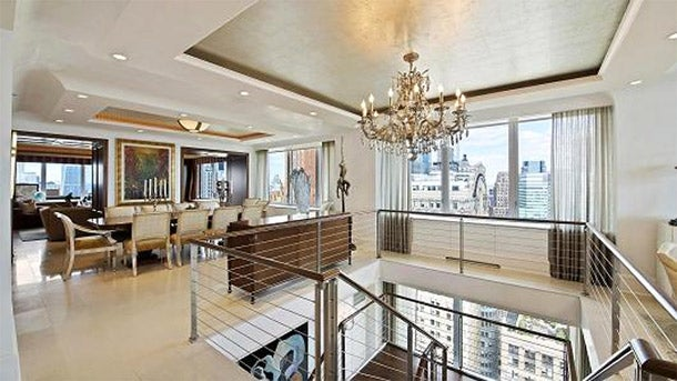 $118 million penthouse listing now biggest in downtown NYC