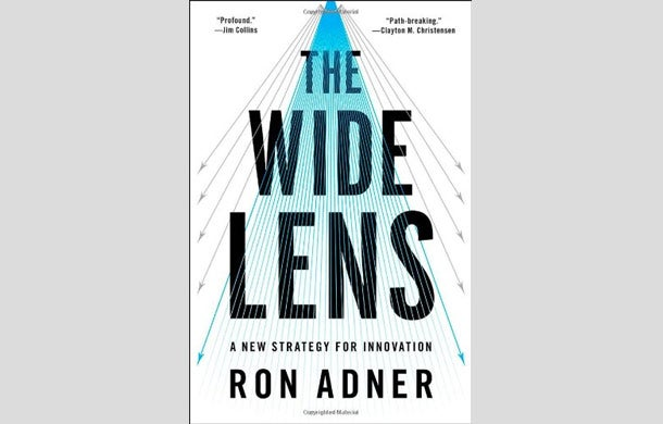 The Wide Lens: What Successful Innovators See That Others Miss by Ron Adner