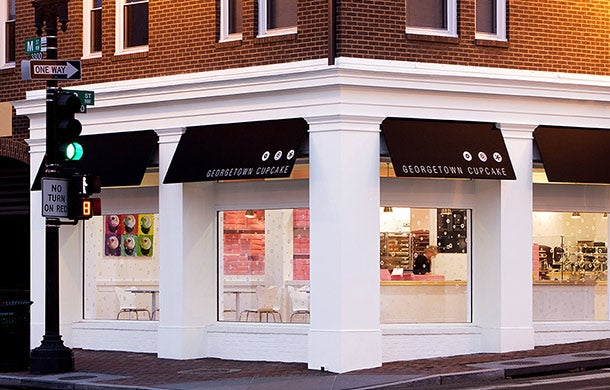 Georgetown Cupcake Founders: We're Living Proof That the Cupcake Isn't Dead
