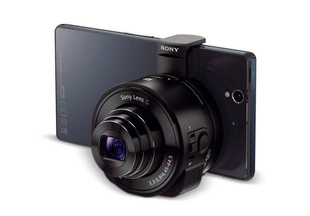 3. Sony DSC-QX10 Smartphone Attachable Lens