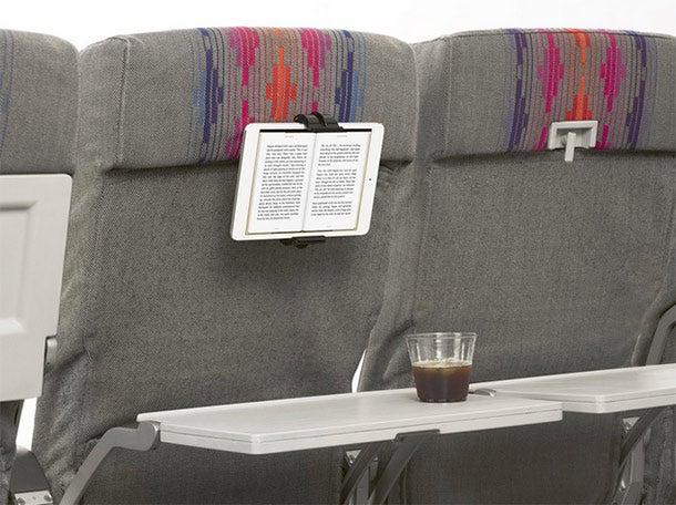 5. Griffin SkyView Travel Seat-Back Mount for Mobile Devices