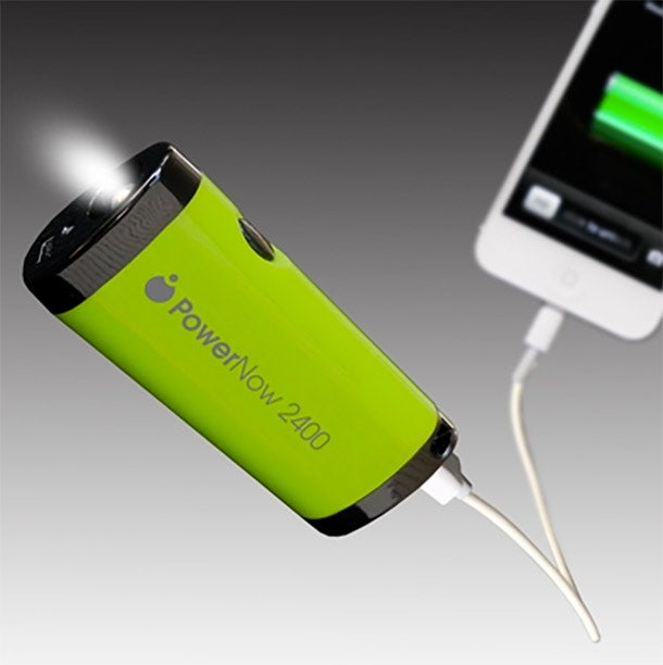 6.  Datexx PowerNow Buddy - One Year Smartphone Backup Battery With Flashlight