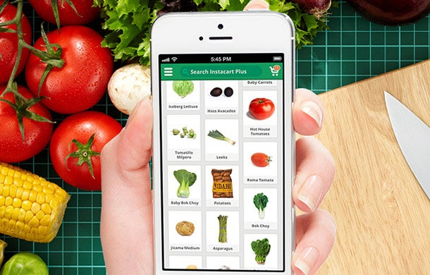 After Many Strikeouts, a $44 Million Home Run - Instacart Screenshot app