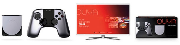 The Ouya gaming console