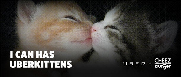 7 Favorite PR Wins to Inspire Your Startup to Score Serious Buzz, Uber Kittens