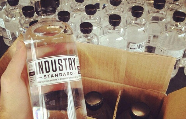 Brooklyn nerds make an energy-efficient vodka - Industry City distillery