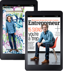 Entrepreneur Magazine Amazon Kindle Edition