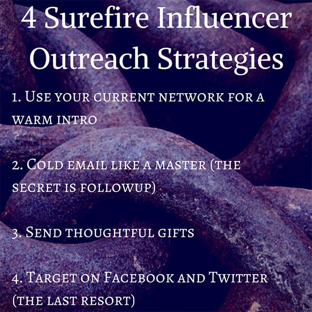 The Ultimate Guide to Outreach on Social Media: 4 Ways to Get Responses From the Popular and Famous- joey mucha