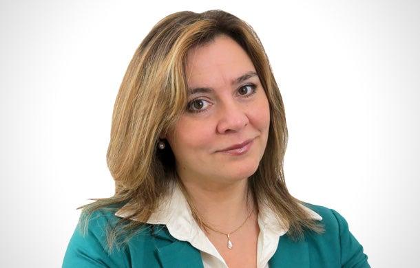 MBA nay: Mariana Zanetti.