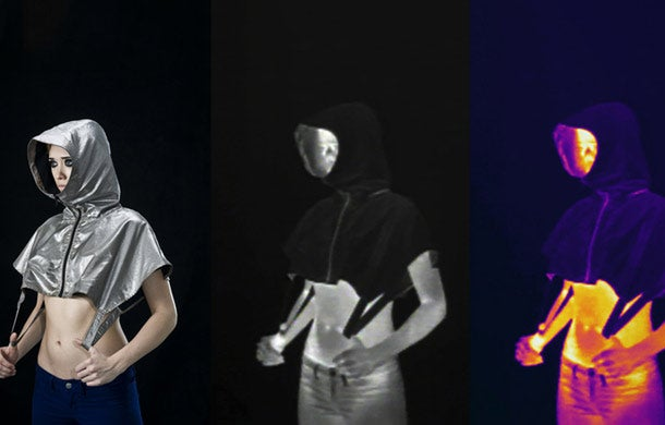 Protect Your Privacy With These Strange Anti-Surveillance Frocks and Fashions - Stealth Wear