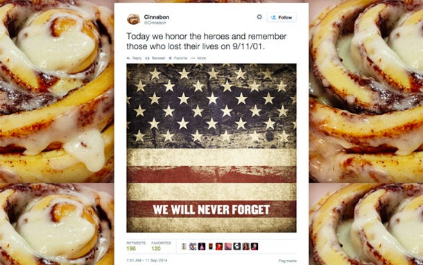 Create A Better Brand Social Media Profile - Cinnabon
