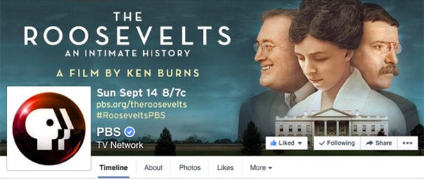 Create A Better Brand Social Media Profile - The Roosevelts