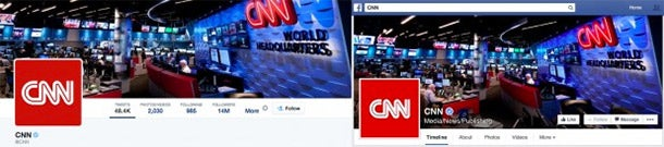 Create A Better Brand Social Media Profile - CNN