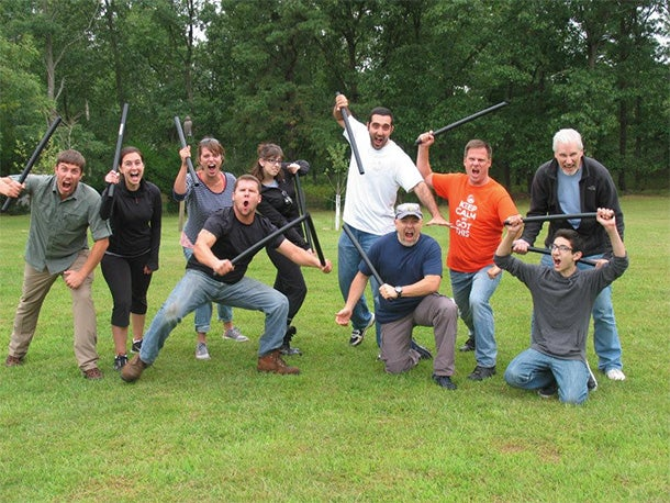 As 'The Walking Dead' Thrives, So Do Zombie Survival Camps