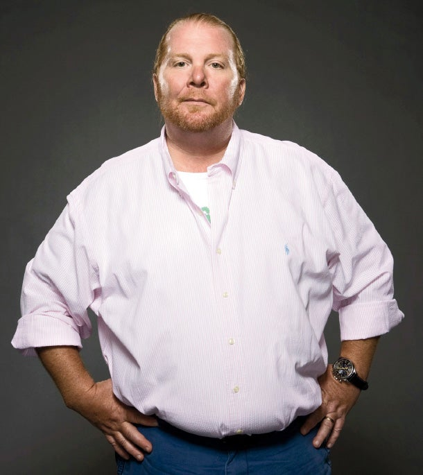 Star power: Eataly partner Mario Batali.