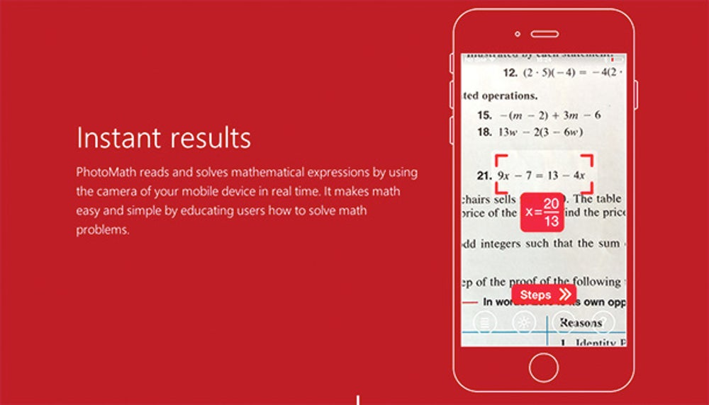 This Free App Solves Math Problems for You  Well, Mostly