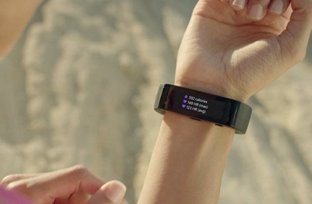 Meet Microsoft Band, The $199 Fitness Tracker That Also Works With iOS And Android