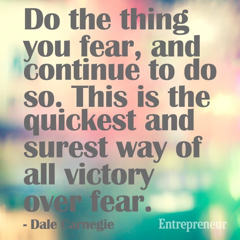 5 Quotes to Help You Conquer Your Fears
