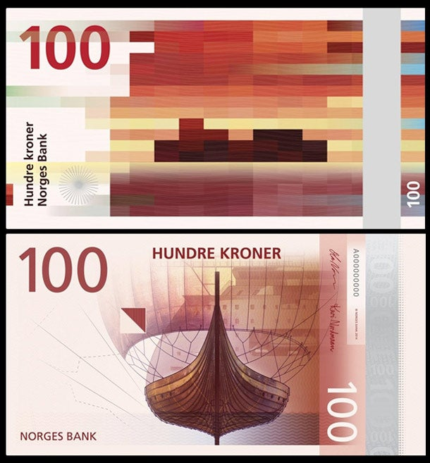 Norway's New Currency