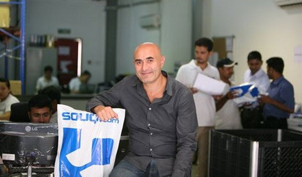 Ronaldo Mouchawar, CEO and Co-founder of Souq.com