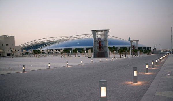 Aspire Academy campus, Qatar