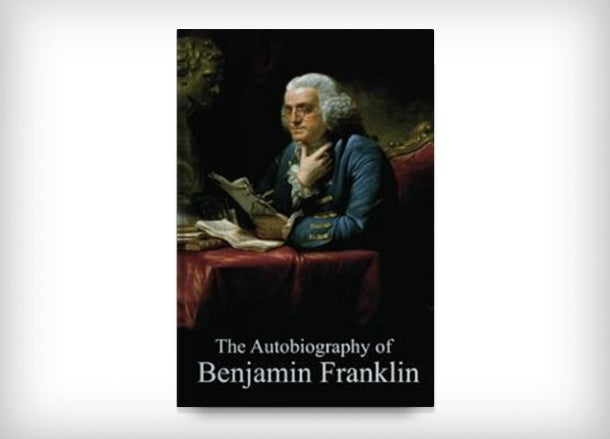 emersonian influences on ben franklins autobiography essay The autobiography of benjamin franklin a book     he also was an influence for many citizens since franklin lived .
