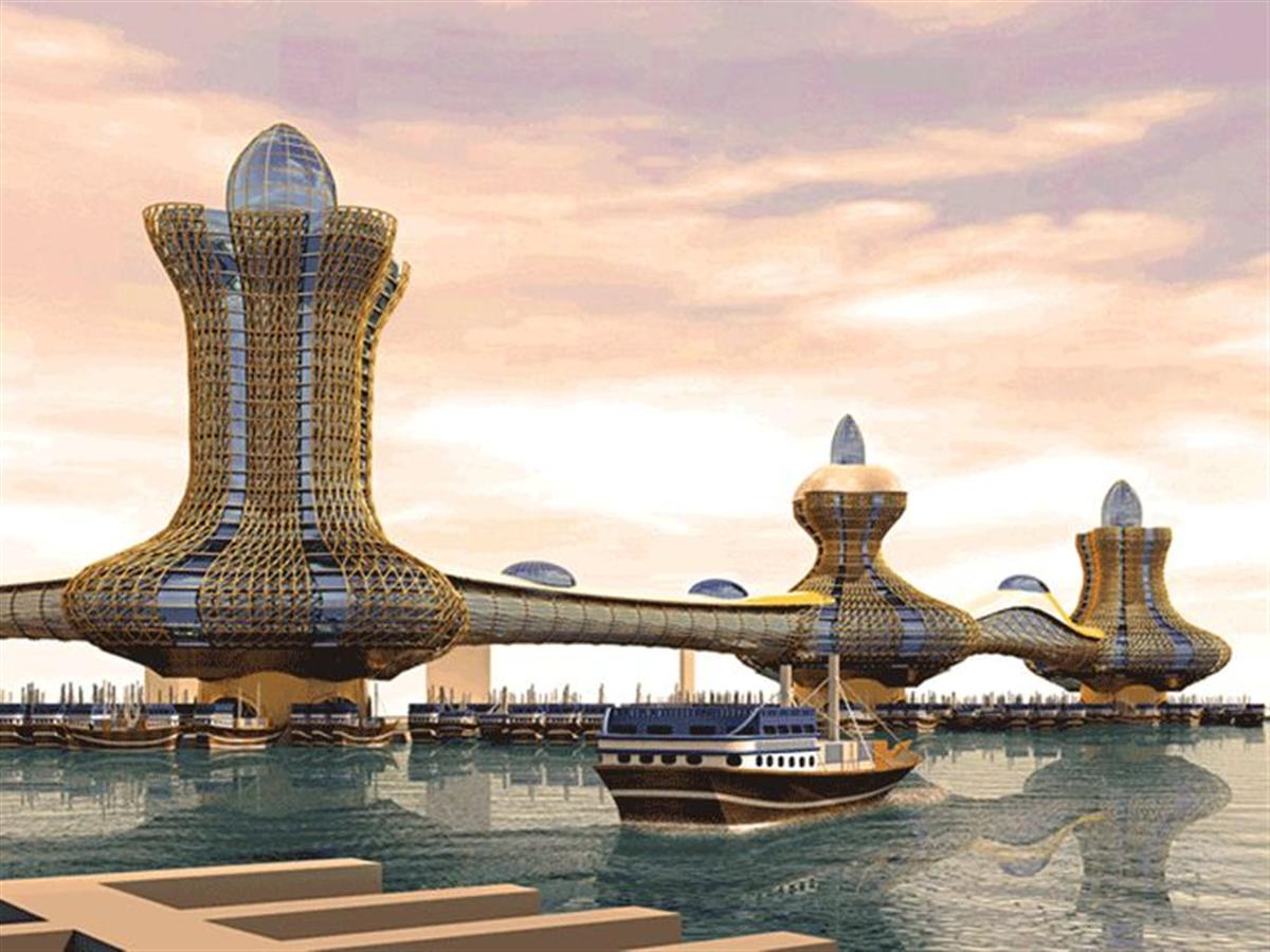 Dubai Announces Aladdin City