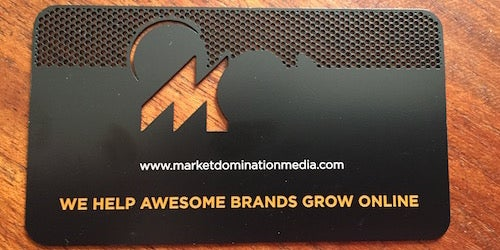 Small business fuel cards