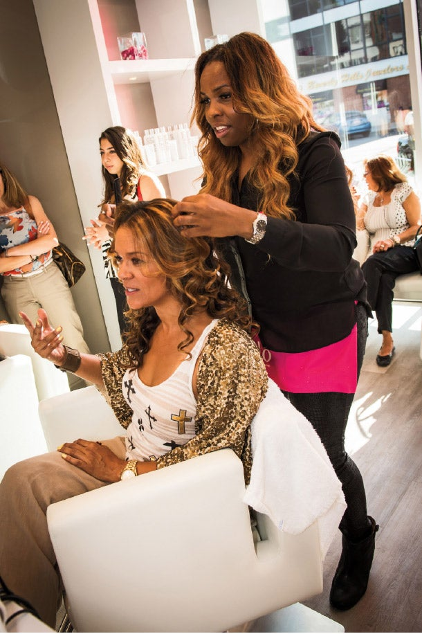 BLO Blow Dry Bars