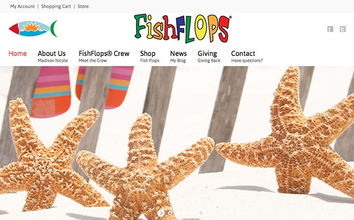 fishflops screenshot