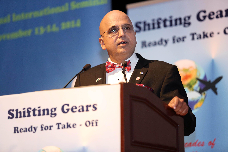 Doha Bank Group CEO Dr  R  Seetharaman On Leadership, Sustainability