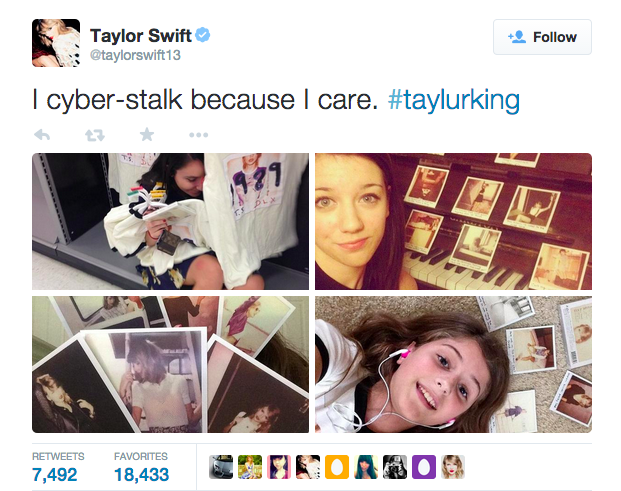 Yes, Believe It: Taylor Swift Is a Customer Retention Expert