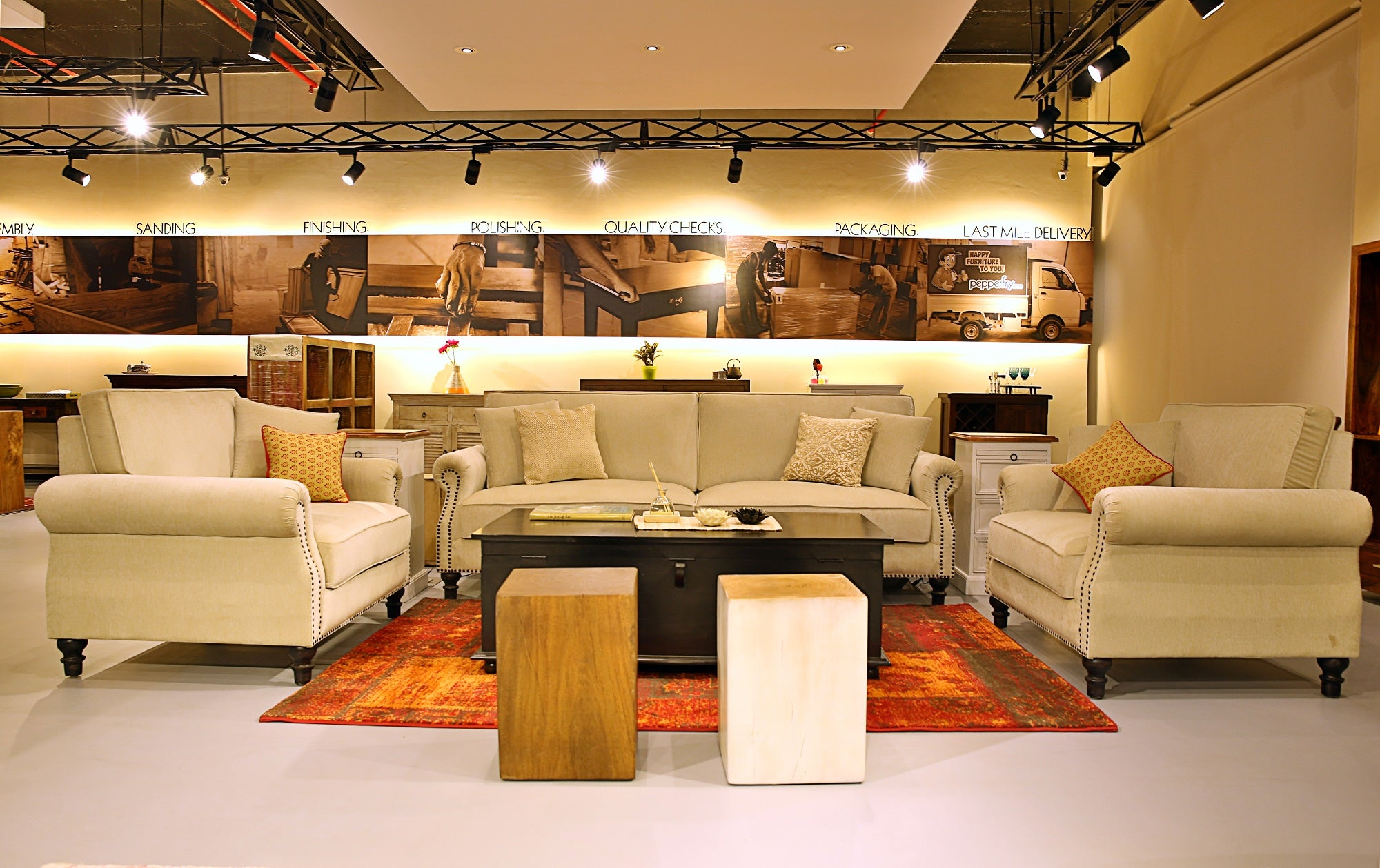 With 100m in latest funding pepperfry plans to quadruple for Home articles furniture