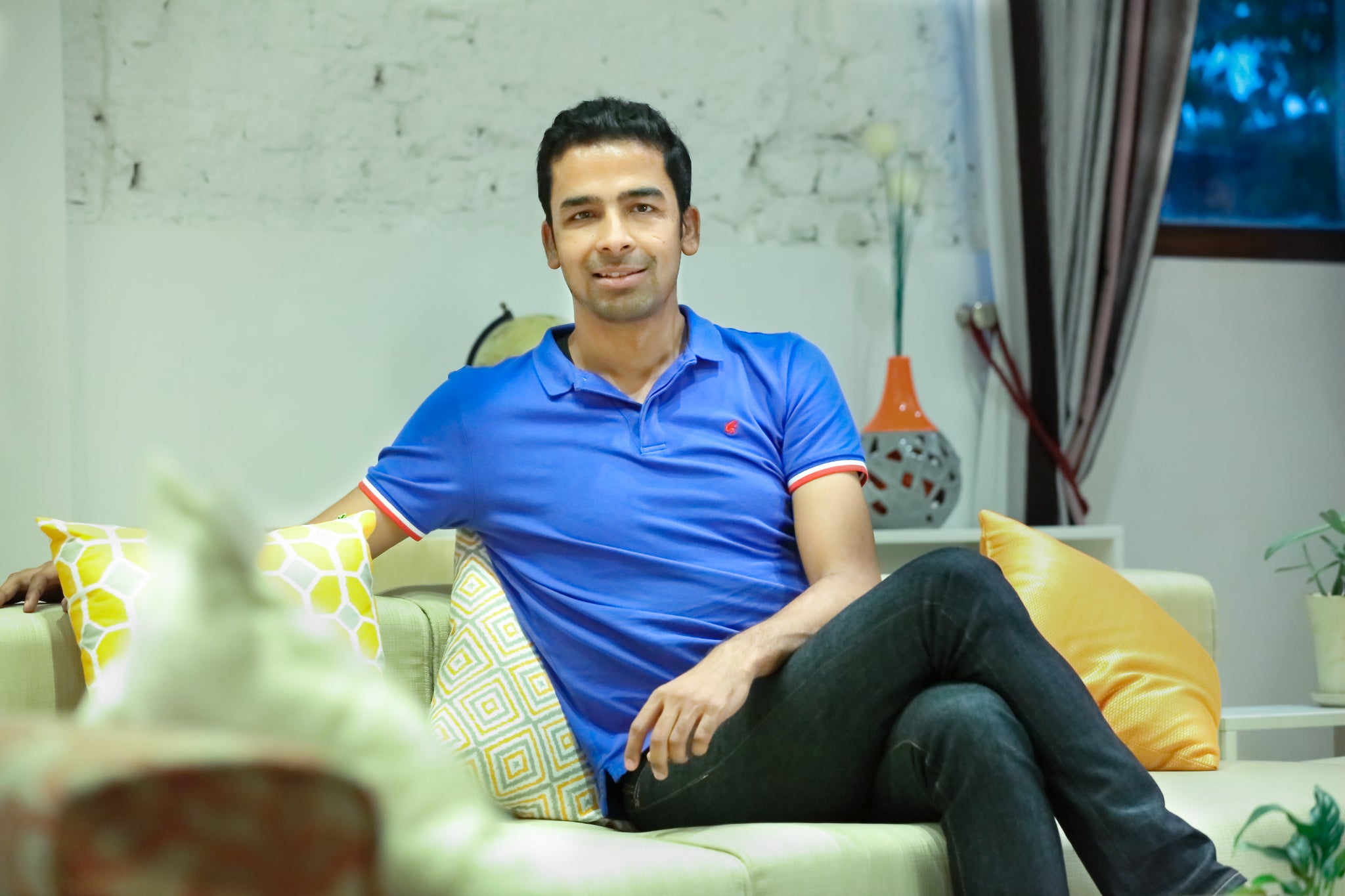 Anuj Srivastava, Co-founder & CEO, Livspace
