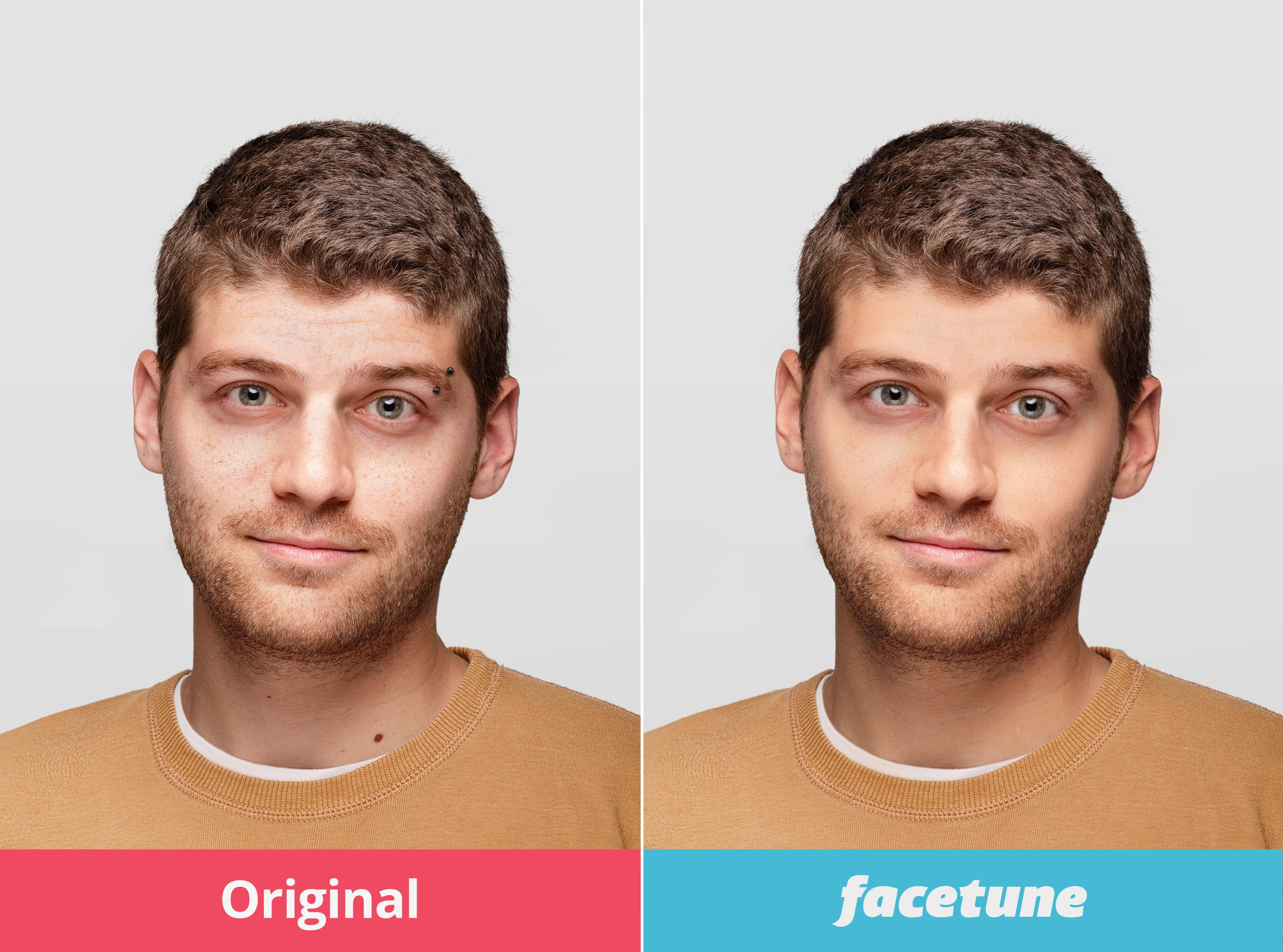 facetune-transform-app
