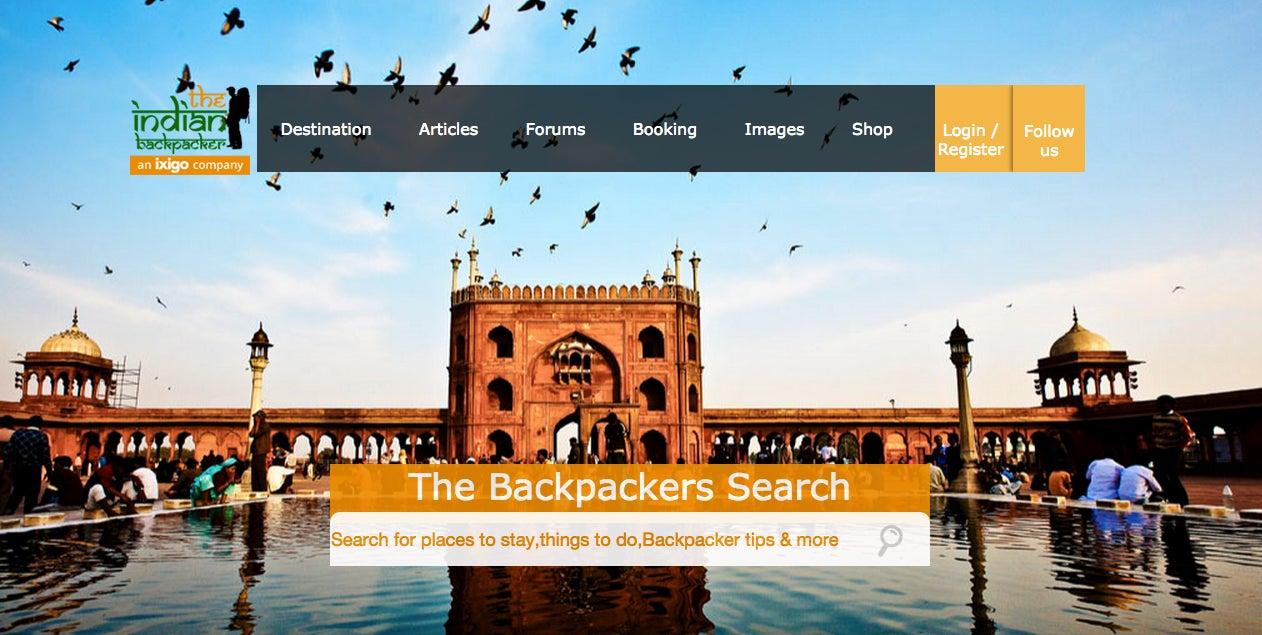 Travel start-up ixigo acqui-hires IndianBackpacker com to build
