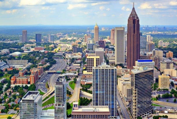 Cities Worth Moving To If You Want To Launch A Business - Atlanta location in usa