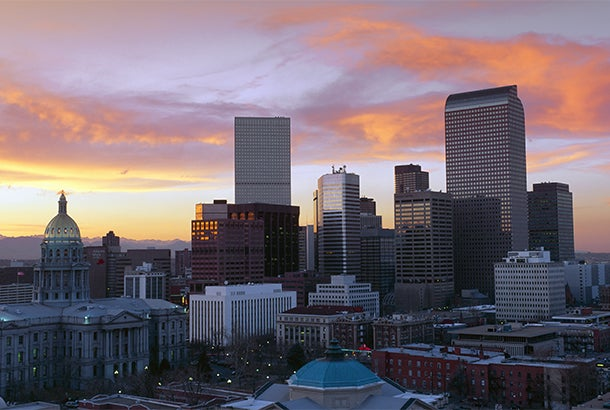 denver-colorado-sunset-community