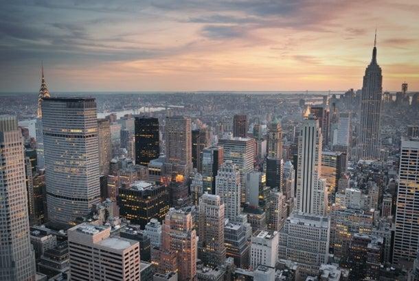 new-york-city-skyline-sunset