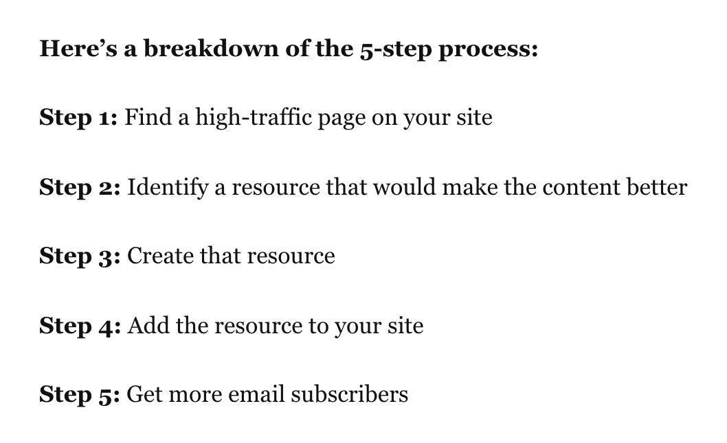 five-steps-process