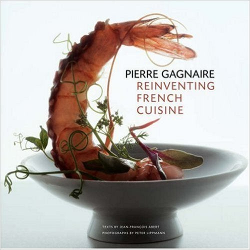 Five books for the restaurateur for Article on french cuisine
